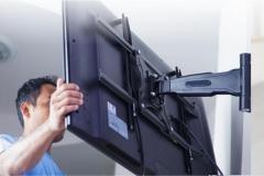 TV-wall-mount-installation